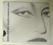 MINA - DEL MIO MEGLIO N.7 - CD Slidepack Sigillato