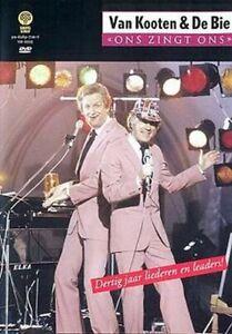 Kooten & Bie Ons  Zingt Ons   sealed dvd