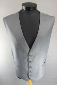 BRAND NEW GARETH SOUTHGATE ENGLAND STYLE GREY WAISTCOAT 54 IN RRP £35