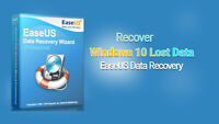 EaseUS Data Recovery Wizard Professional 12.9.1 LifeTime Key - Windows Download