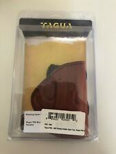 Tagua PD3-052 Paddle Holster Open Top, Ruger P95, Brown, Right Hand NEW!