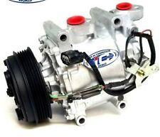 A/C Compressor Fits Honda Fit 2009-2013 L4 1.5L OEM TRSE07 97579