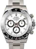 Rolex NEW Daytona Chronograph Steel & Ceramic Watch Box/Papers 116500LN