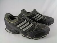 Adidas Mens ClimaProof Adiprene Gore Tex Grey Hiking Outdoors Shoes US 14 022352