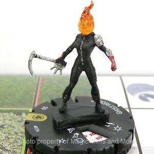 Fantastic Four - GHOST RIDER #053a HeroClix super rare miniature #53a