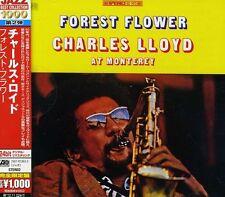 Forest Flower: Live In Monterey - Charles Lloyd (2005, CD NEUF)