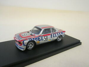 Provence Moulage 1:43  Le Mans LM 1973 #58 BMW 3.0CSL Wicky Racing. GOOD in CASE