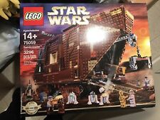 Retired LEGO Star Wars Ultimate Collector Series Sandcrawler 75059 NEW SEALED