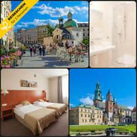Kurzurlaub Krakau 3 Tage 2 Personen Hotel Städtereise Wochenende Hotelgutschein