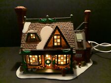 Department 56 New England Village Series 1997 East Willet Pottery Retired