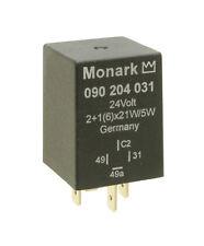 MONARK Blinkgeber 24V 2+1 (6) x 21W/5W Warnblinkgeber  electronic hazard flasher