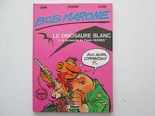 BOB MARONE EO1984 TBE LE DINOSAURE BLANC