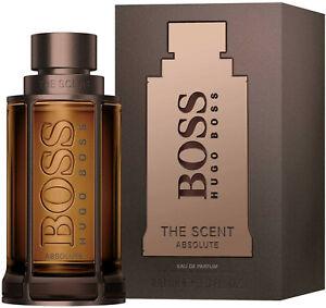 Hugo Boss Boss The Scent Absolute 100 ml Eau de Parfum NEU & OVP