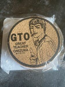 GTO Coasters - Untersetzer - 4 Stück - Neu