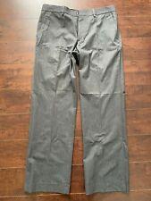 NWOT Express Grey (Gray) Men's Cotton Blend Pants (bottoms) 34x32