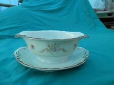 Vintage Harmony House Wembley Gravy Boat  with underplate 1950's