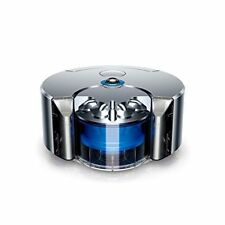 Dyson 360 Eye RB01NB Robot Vacuum Cleaner Cyclone Nickel Blue Japan Tracking