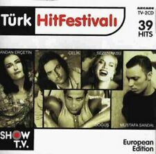 Türk Hitfestival (1998) Sezen Aksu, Mustafa Sandal, Rafet el Roman, Yas.. [2 CD]