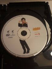 Seinfeld Season 9 Disc 2 (DVD, 2007, Sony) Ex-Library Replacement Disc
