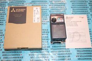 Mitsubishi Electric FR-D720-042-N7 AC Inverter Drive 200-240V New