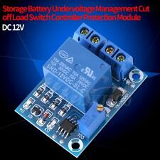 12V Storage Battery Low Voltage Cut off Protection Board Auto Recovery Module rk
