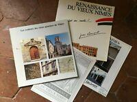 Las Colores Las Antiguo Cuña De Nimes 1987 Renacimiento de La Antigua Nimes 1991