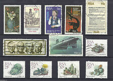 Used Single South African Stamps (1961-Now)
