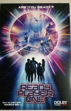 2018 Ready Player One AMC FAN Event movie screening Poster