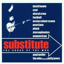 Who Substitute-The songs of (2001, #5826612, v.a.: Paul Weller, David Bow.. [CD]