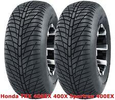 (2) Honda TRX 400EX 400X Sportrax 400EX  Rear 20x10-9 20x10x9 Hi-Speed ATV Tires