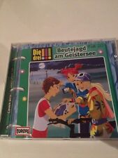Die drei !!! CD Hörspiel Die 3 Ausrufezeichen, Beutejagd am Geisterstunde,20✅