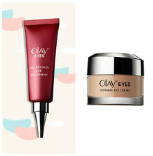 Olay Eyes 2 PC Set - Pro Retinol Eye Treatment & Ultimate Eye Cream RRP $98.00