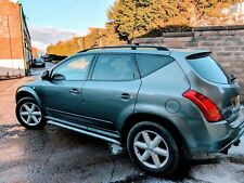 NISSAN MURANO 3.5 V6 AUTO SPARES REPAIRS BREAKING SPARE PARTS