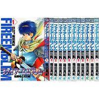 Manga FIRE EMBLEM -Ankokuryu to Hikari no Ken- VOL.1-12 Comics Complete Set F/S