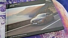 Jaguar XJ US Sales Brochure - MY18 - Hardback - 91 pgs incl XJR575 (NO Diesels)