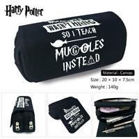 Harry Potter Schlamperrolle Etui Federmäppchen Schreibmäppchen Pencil Case Crest