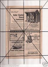 Vintage 1965 Popular Mechanics Magazine Ad A135 Starcraft 65 Explorer Rigid