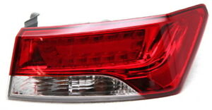 OEM Kia Forte Koup SX Right Passenger Side LED Tail Lamp 92402-1M510