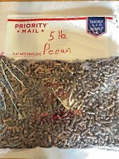 5 LBS.PECAN BBQ SMOKING HARD WOOD PELLETS - 1-5 POUND BAG