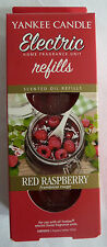 Yankee Candle Electric Plug in Refills Red Raspberry 1509033e