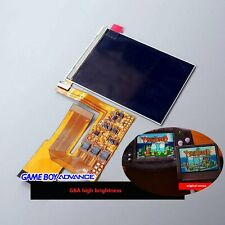 New 10 Level Brightness IPS Backlight LCD Kit for Game Boy Advance GBA Console