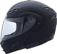 GMAX GM54S Modular Motorcycle Helmet (Flat Black) Choose Size