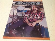 MUSIC DRUMS OFFICIAL MAGAZINE PDP DW DRUMS FOO FIGHTERS DAVE GROHL GRETSCH