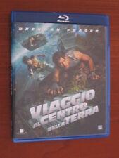 """"""" VIAGGIO AL CENTRO DELLA TERRA """" BLU RAY DISC 01 DISTRIBUTION COME NUOVO"""