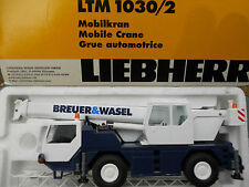 CONRAD 1/50 REF 2088 LIEBHERR LTM 1030/2  BREUER & WASEL VERSION 2  MINT IN BOX