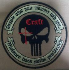 Patch toppa Chris Kyle NAVY SEAL special craft devgru team six AIRSOFT SOFTAIR