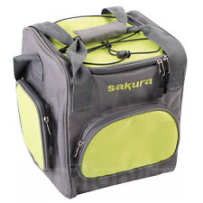 12v 14L Insulated Cooler Box Cool Bag Portable Car Van Boat Travel Picnic Fridge