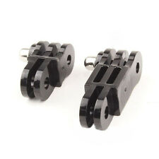 2PCS Long & Short Straight Joint Adapter Mount Set For GoPro  HD Hero 4 3+3 2 1