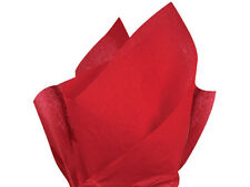Bulk RED Tissue Paper Wrapping Gift Wrap Party Favor WHOLESALE 15X20 100 SHEETS