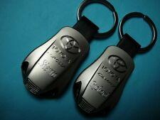 TOYOTA  RAV4 COROLLA PRIUS CAMRY CH-R YARIS AYGO LED Keychain Keyring ENGRAVED